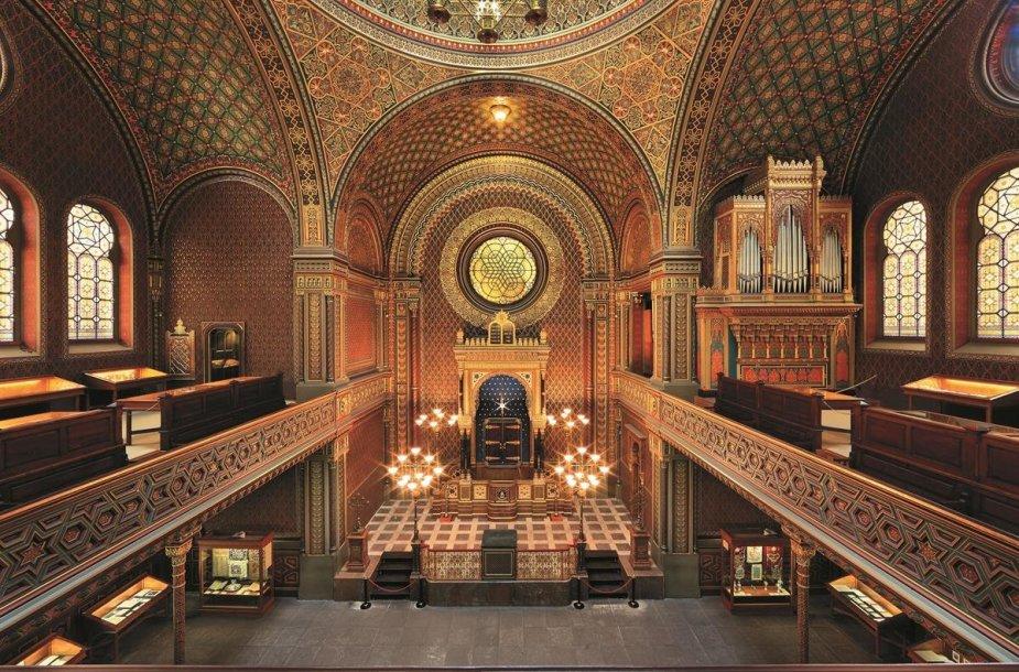 Ispanų sinagoga Prahoje