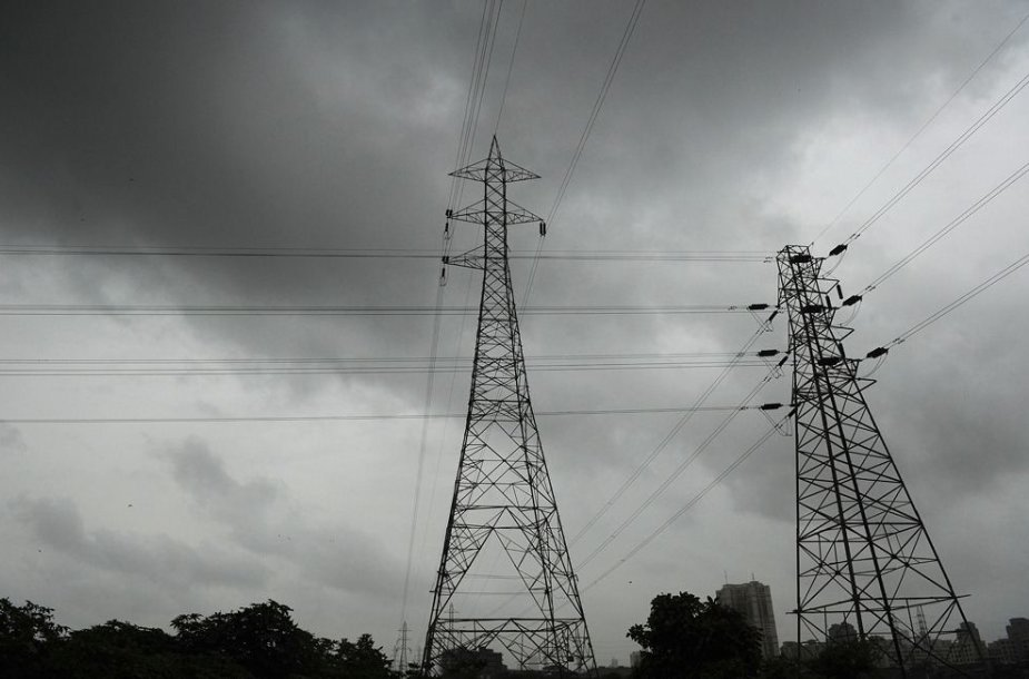 Elektros stulpai