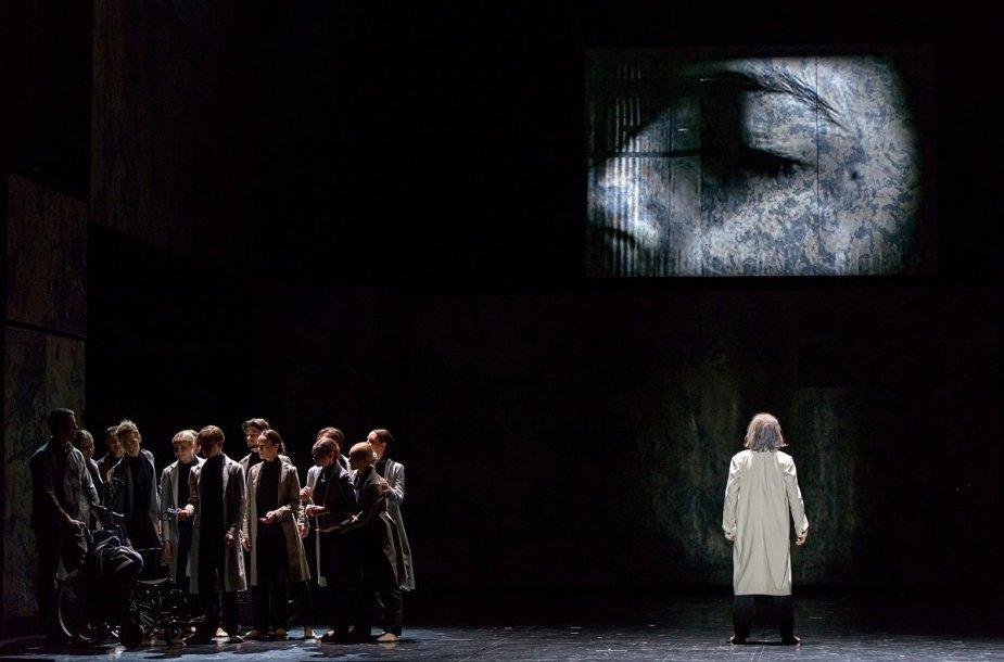 """Šokio spektaklio """"Faustas"""" premjera"""