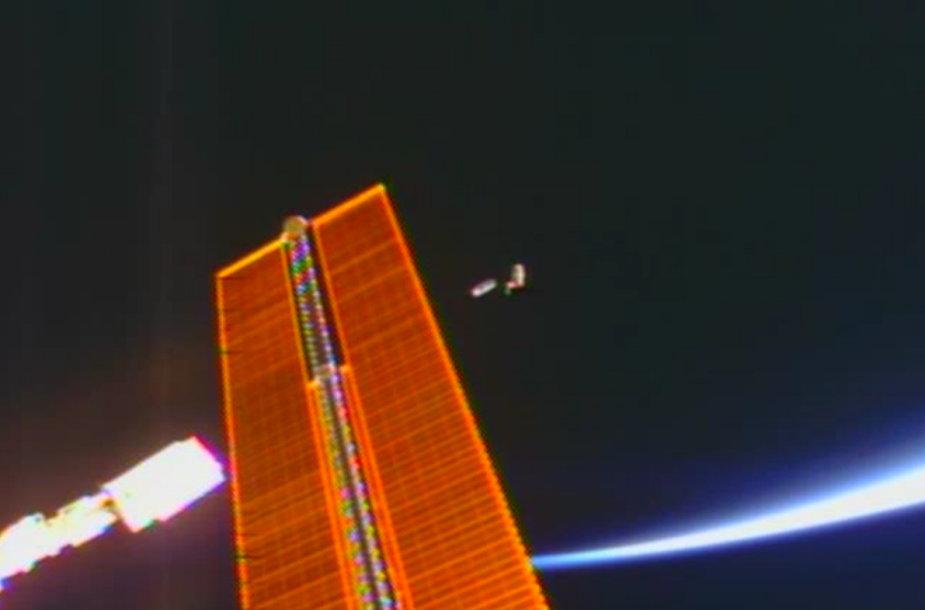 Palydovų paleidimas į kosmosą
