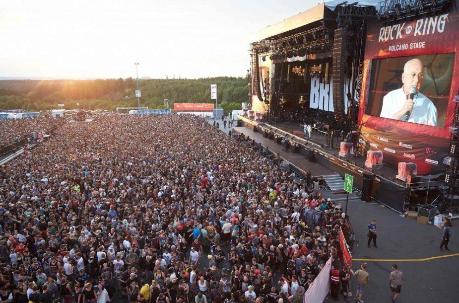 "Festivalis ""Rock am Ring"""
