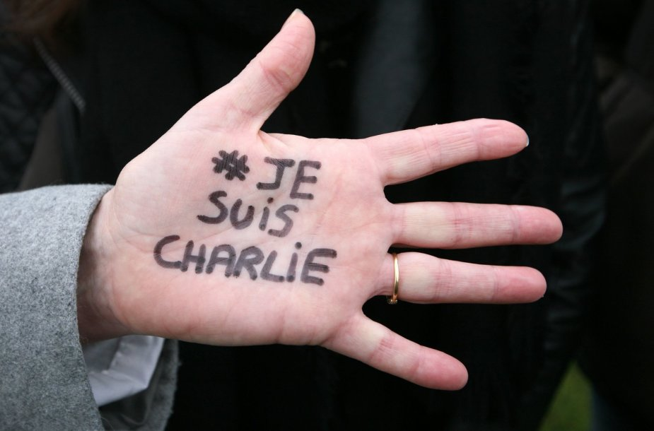 """""""Charlie Habdo"""""""