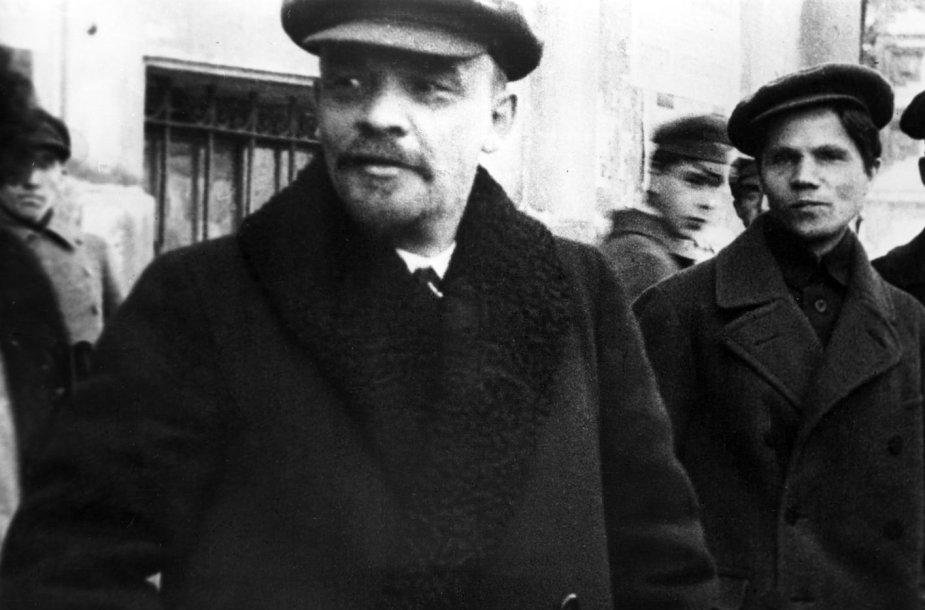 Vladimiras Leninas 1919 metais