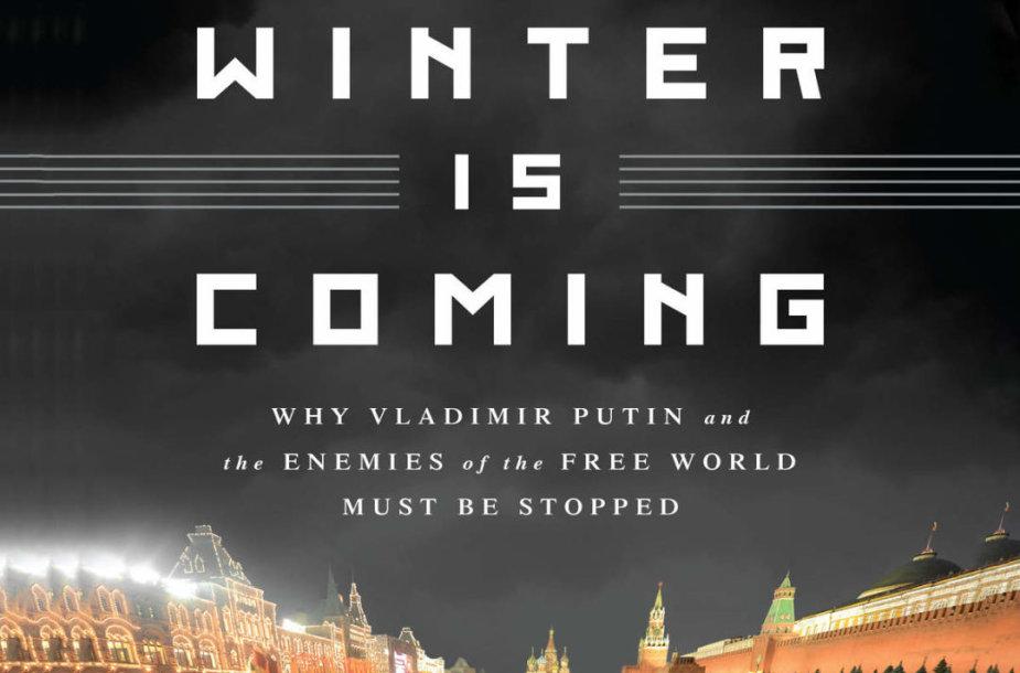 """Garry Kasparovo knyga """"Žiemė artėja"""""""