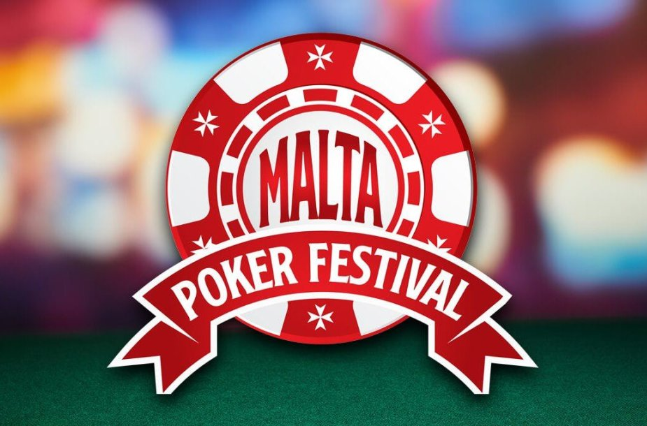 Malta poker festival / organizatorių nuotr.