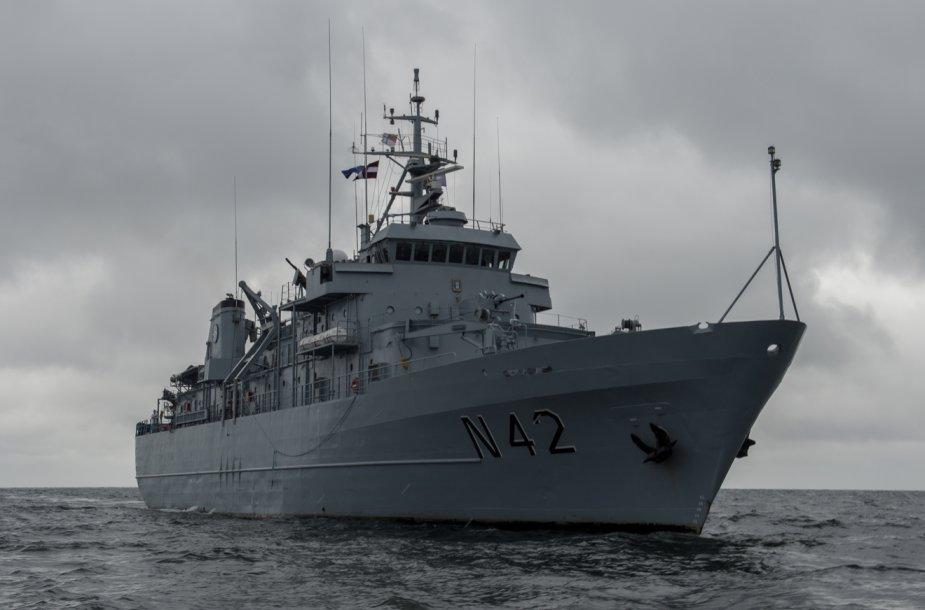 Karo laivas