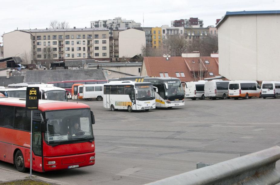 Vilnius per karantiną