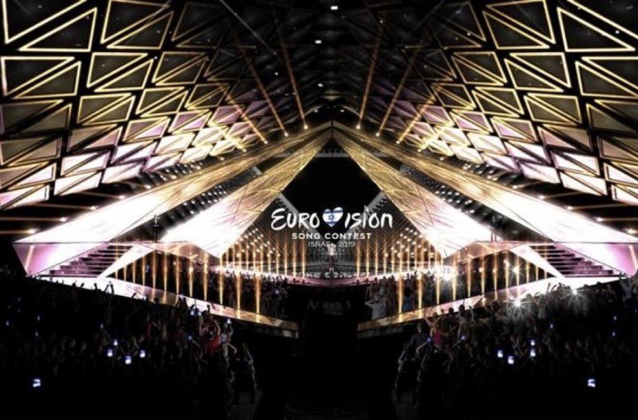 """""""Eurovizijos"""" scena Izraelyje"""