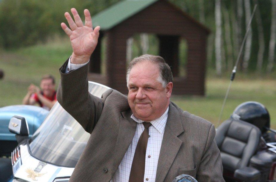 Donatas Jurgaitis, ŠU rektorius