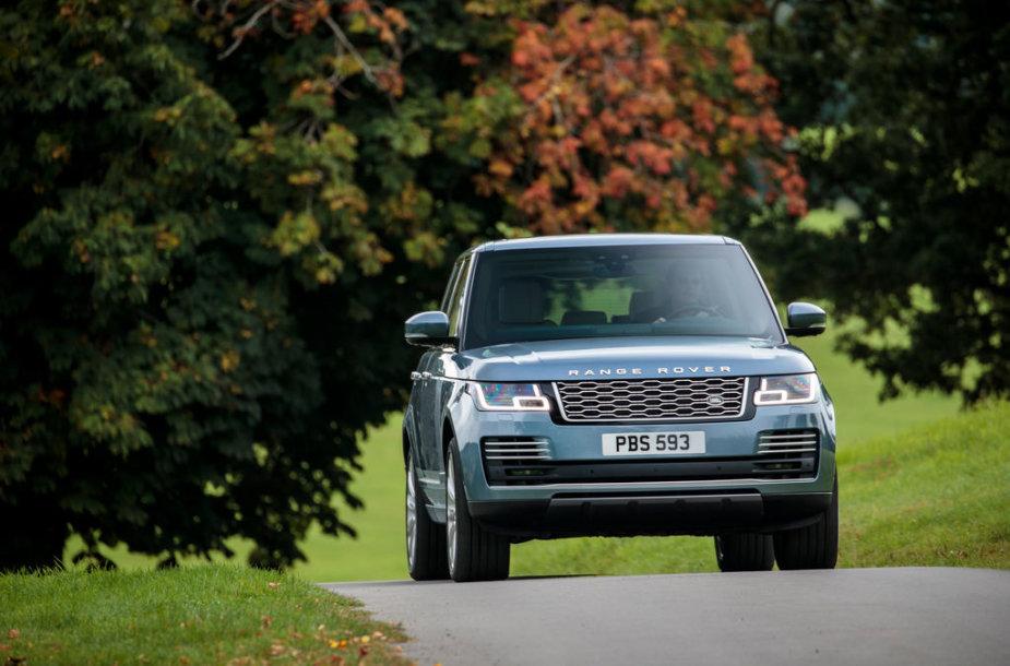 """Range Rover SVAutobiography Dynamic"""