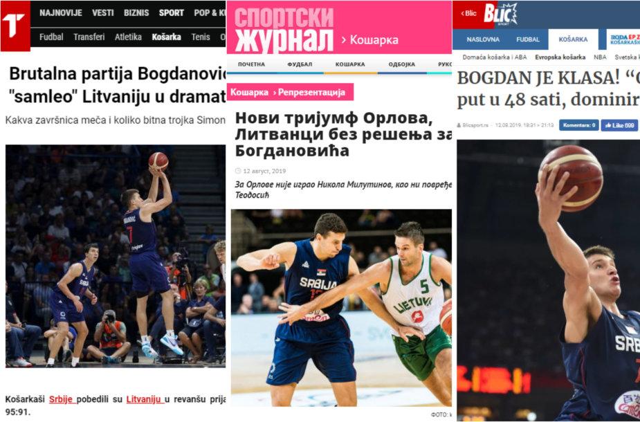 Serbijos žiniasklaida