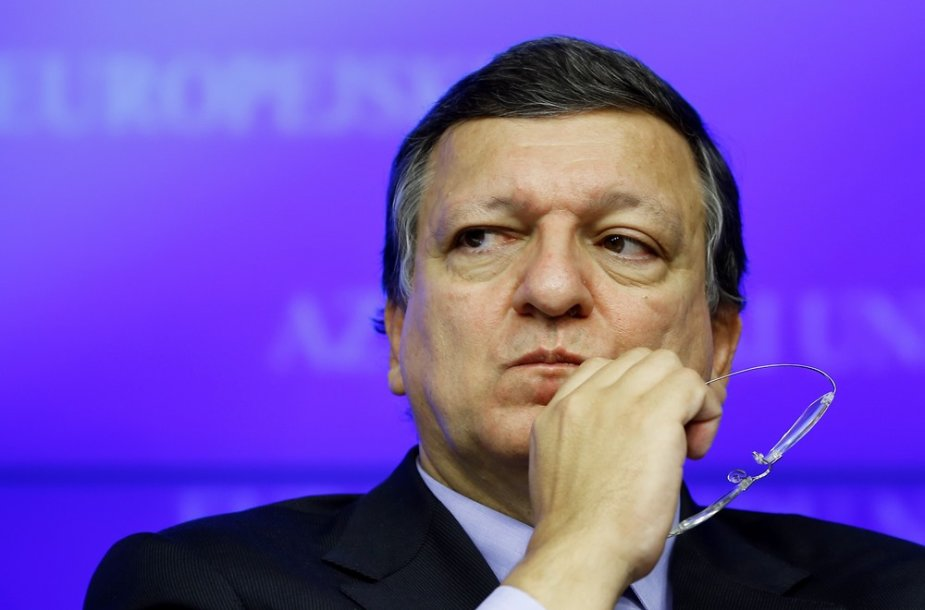 Jose Manueliu Barroso
