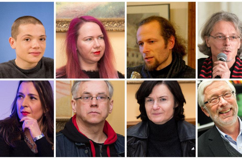 Lietuvių rašytojų vasaros skaitiniai