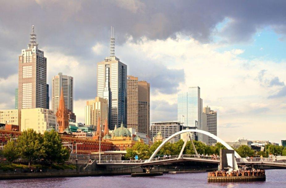 Melburnas (Australija)