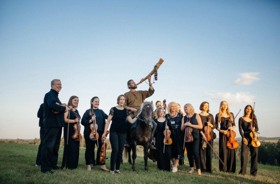 Ant Medvėgalio piliakalnio vyks menų ir muzikos festivalis