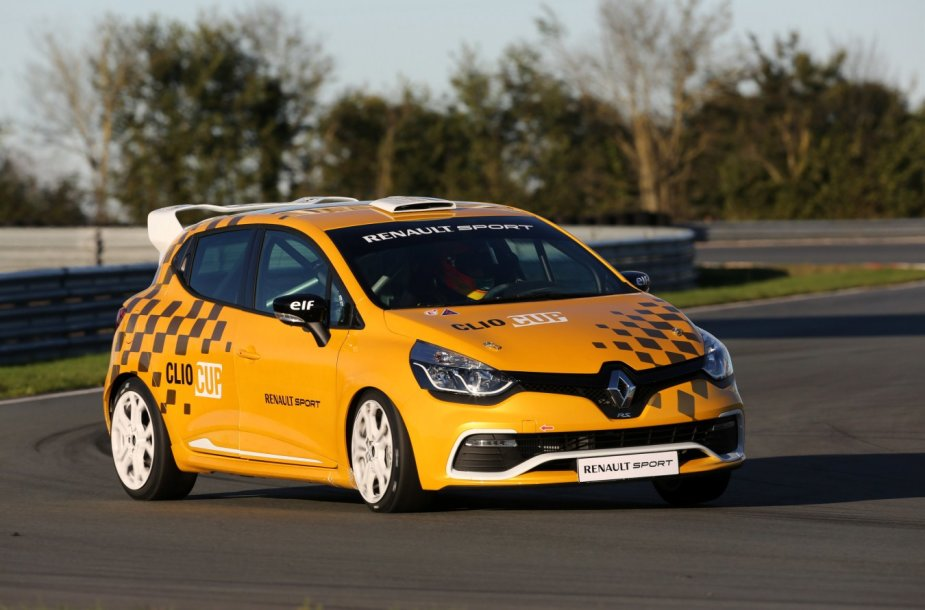 """""""Renault Clio Cup"""""""