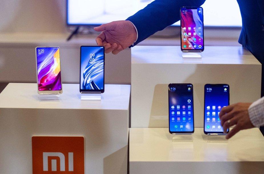 """""""Xiaomi"""" """"Scanpix"""" nuotr."""