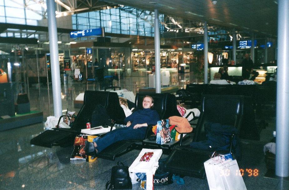 Frankfurto oro uostas, Novaturo archyvas