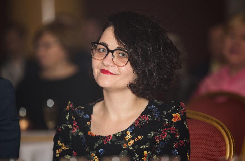 Evelina Mokrzecka