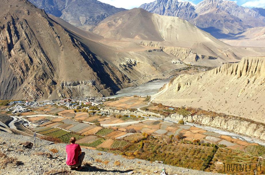 Kelionė Nepale