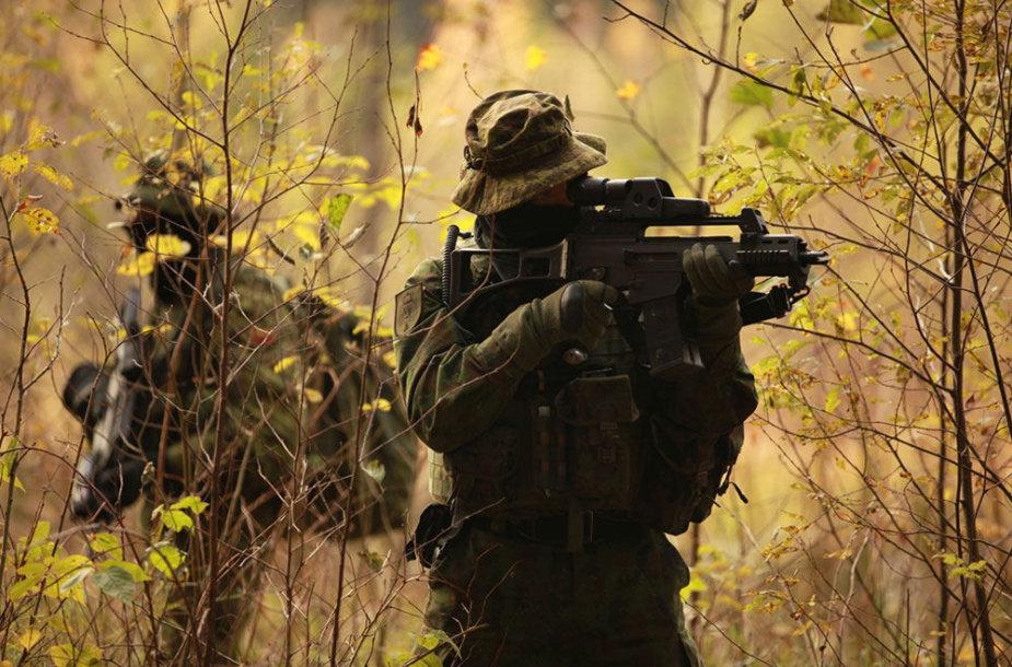 Specialiųjų operacijų pajėgų pratybos