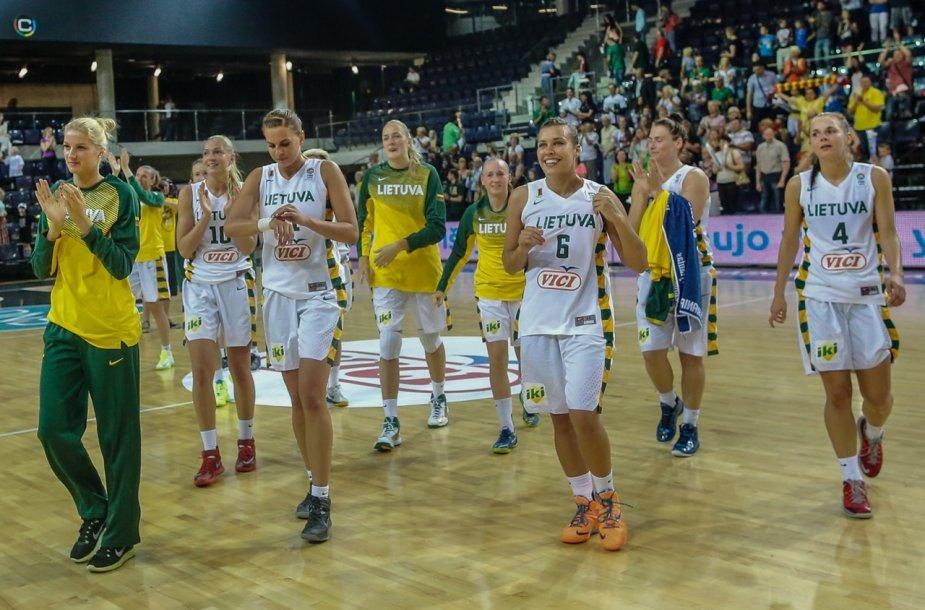 Lietuvos moterų krepšinio rinktinė