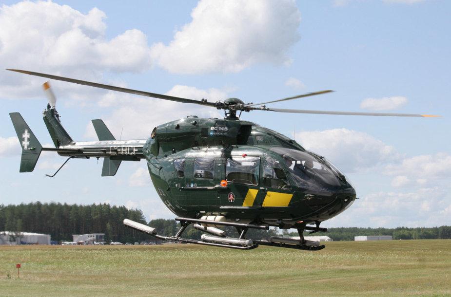 """""""Eurocopter 145"""" sraigtasparnis"""