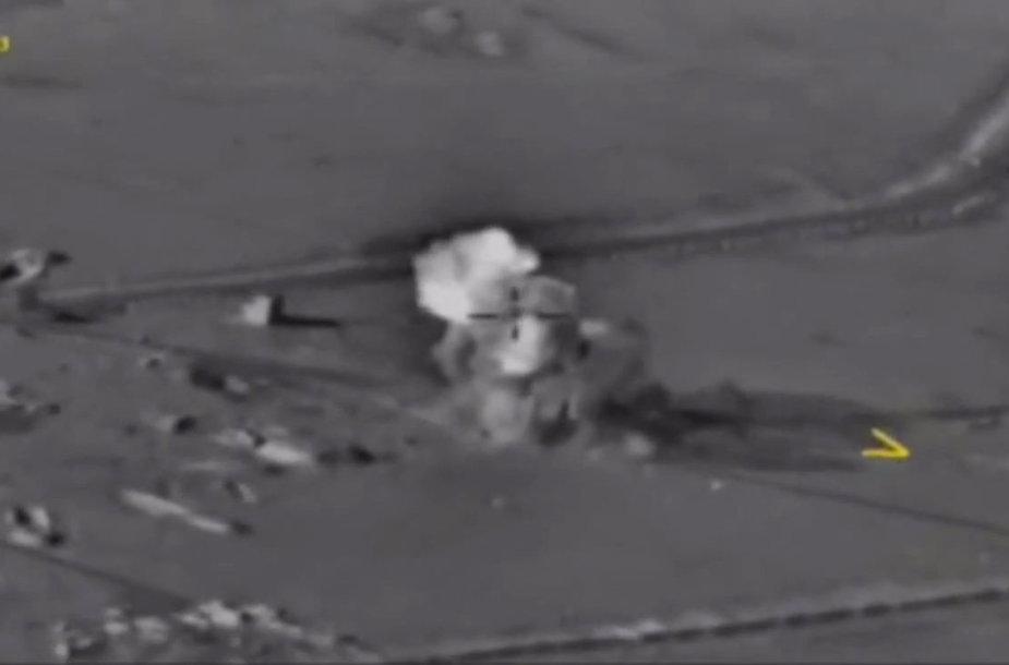 Rusijos antskrydis Sirijoje