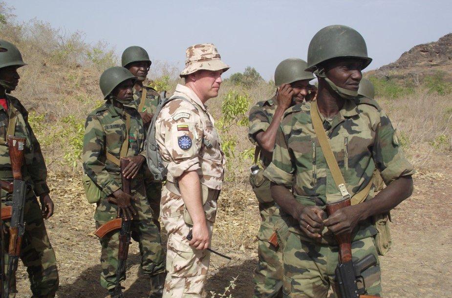 Lietuvos kariai tarptautinėje misijoje