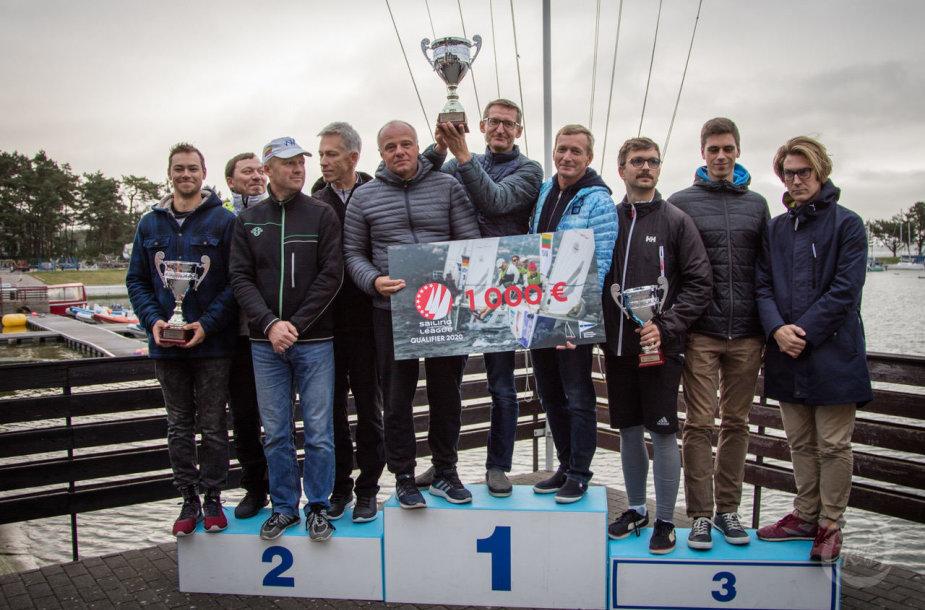 Lietuvos buriavimo klubų čempionato finalas