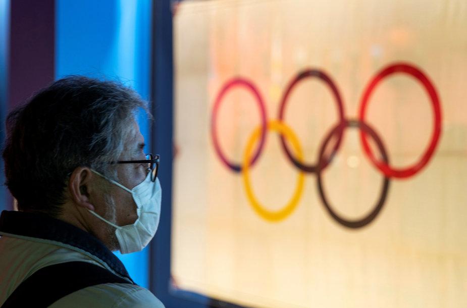 Tokijo olimpinės žaidynės Japonijoje sėja nemažą nerimą
