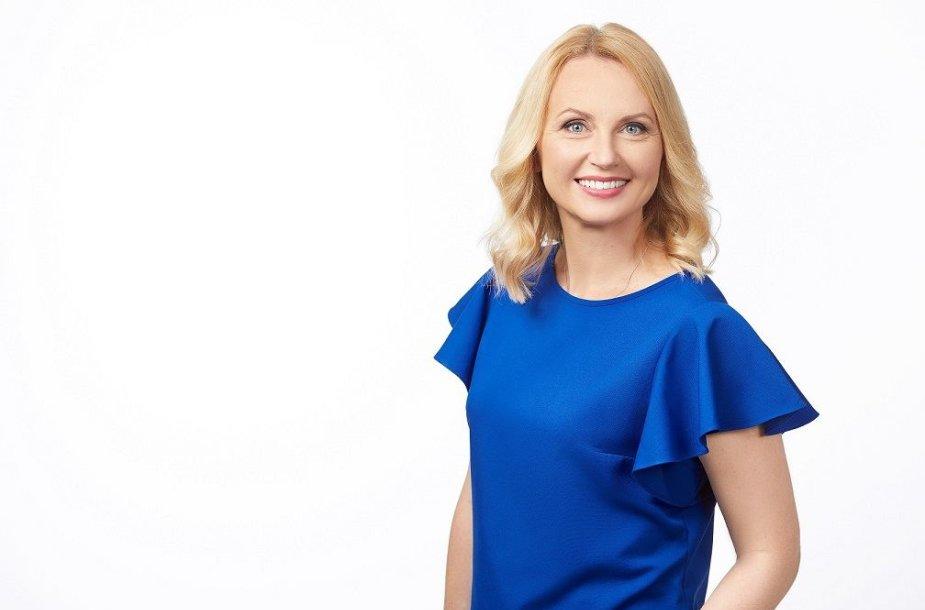 "Lidl Lietuva"" personalo vadovė Sandra Savickienė."