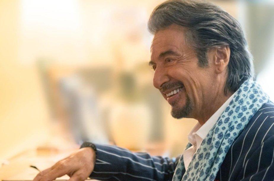 "Alas Pacino filme ""Denis Kolinsas"""