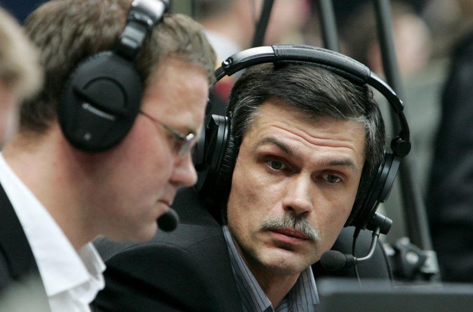 Linas Kvedaravičius