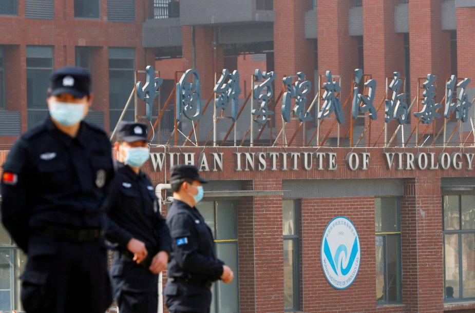 Uhano virusologijos institutas