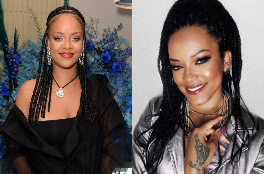 Rihanna ir jos antrininkė