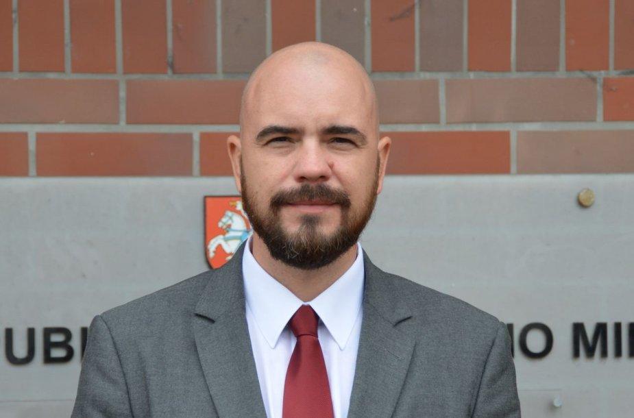 Dalius Žilinskas