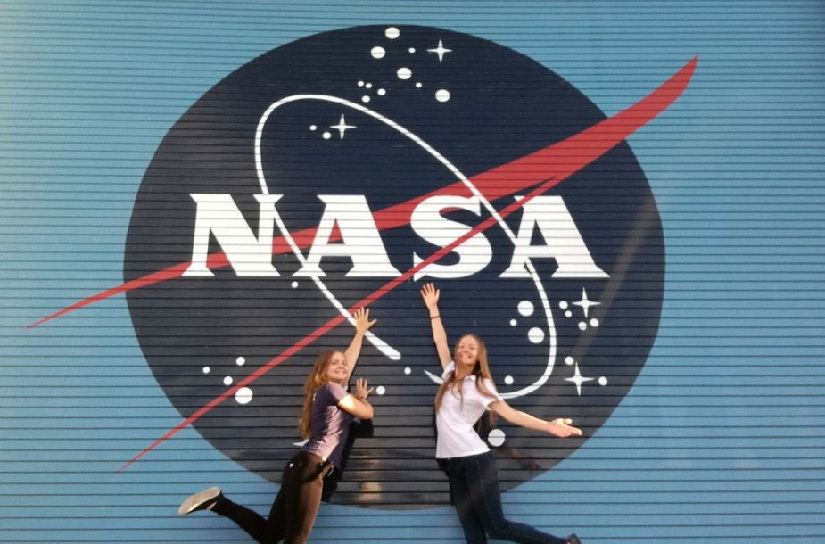 Stažuotės NASA akimirkos