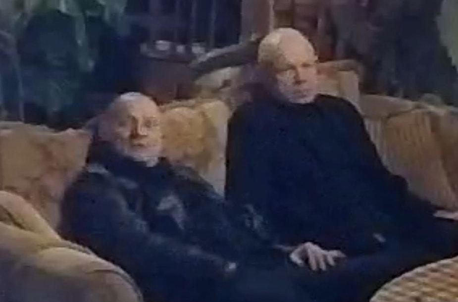 Gal pažįstate šiuos vyrus?