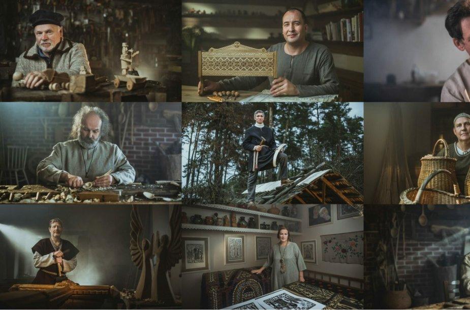 Medis amatininkų rankose virsta ir namu, ir šaukštu