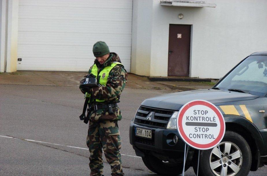 Prie sienos su Lenkija – kontrolės atnaujinimo pratybos
