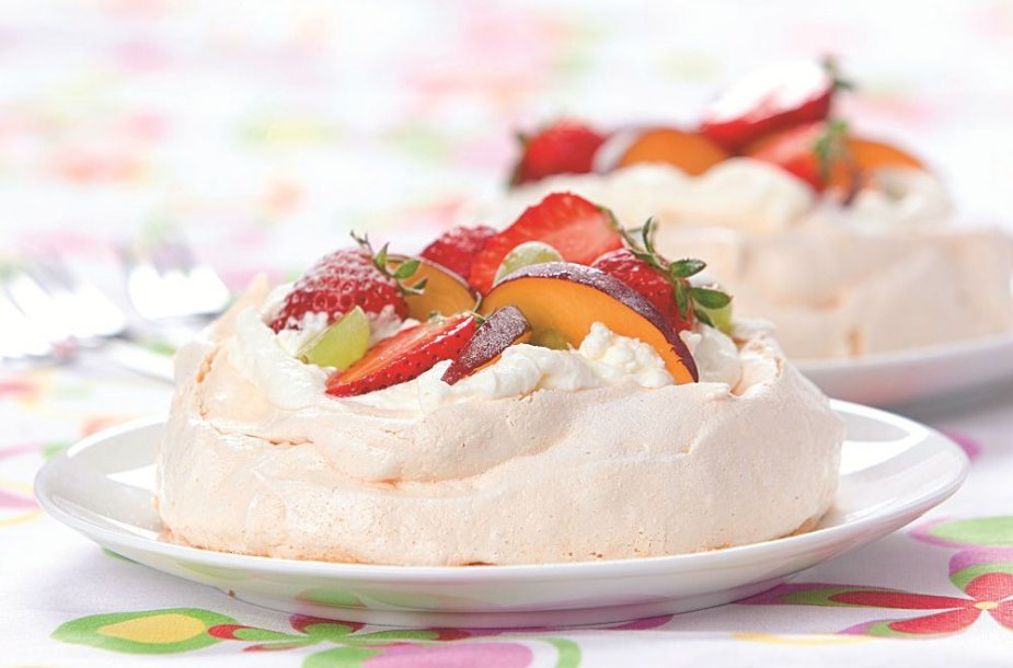 Baltymų pyragaitis