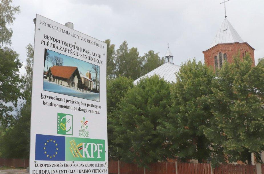 Zapyškio bendruomeninių paslaugų centras