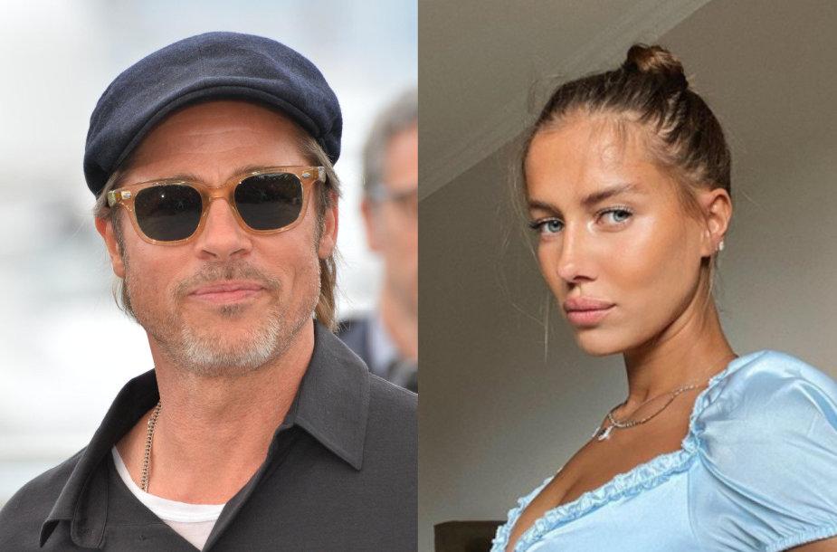Bradas Pittas, Nicole Poturalski