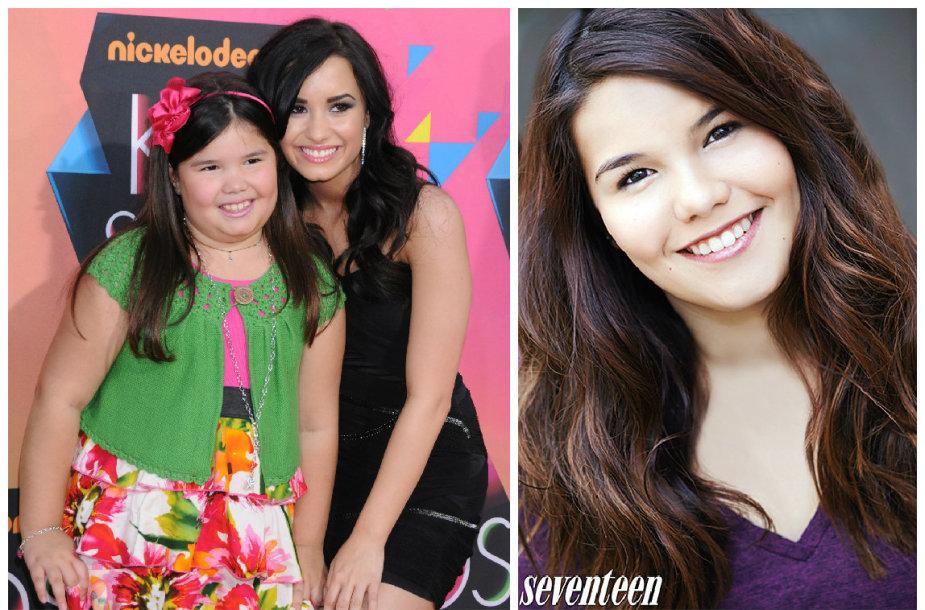 Demi Lovato sesuo Madison De La Garza