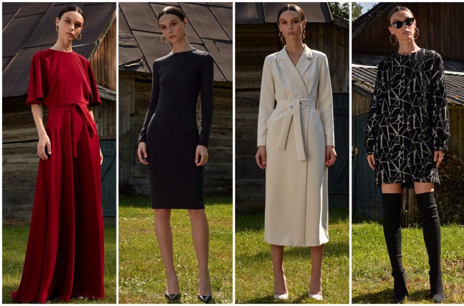 """""""Undress"""" 2017–2018 m. rudens ir žiemos kolekcijos modeliai"""