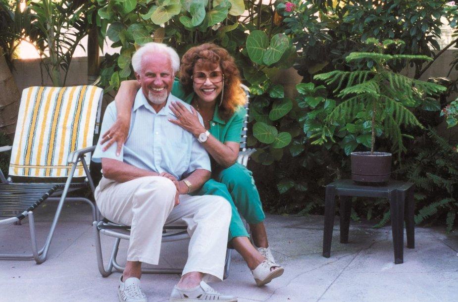 Nelly ir Arvydas Paltinai kartu – jau penkiasdešimt šešerius metus