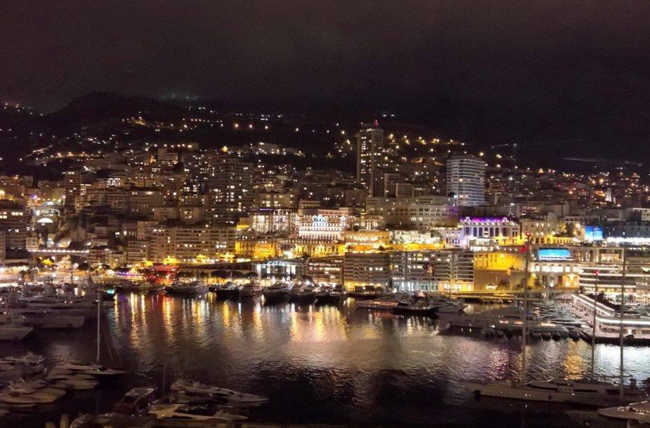 Naktinis Monakas