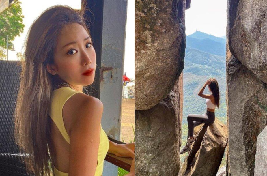 """Žuvo """"Instagram"""" žvaigždė Sophia Cheung"""