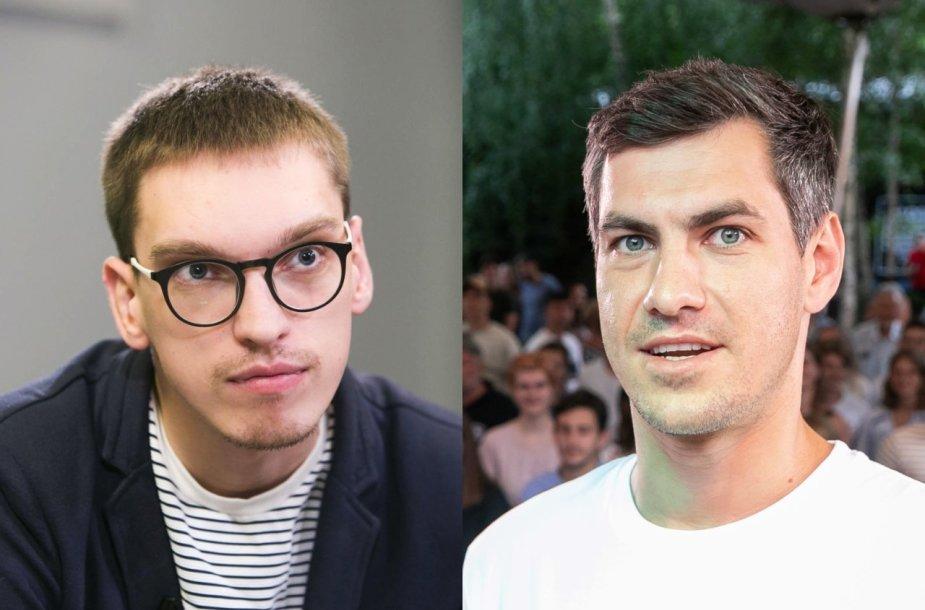 Mantas Bertulis, Justinas Jankevičius